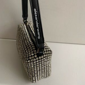 AUTHENTIC ALEXANDER WANG HEIRESS POUCH BAG